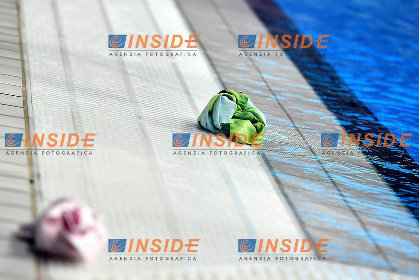 Tania CAGNOTTO Francesca DALLAPE ITA Gold Medal <br /> Women's 3m Synchronized Springboard<br /> London, Queen Elizabeth II Olympic Park Pool <br /> LEN 2016 European Aquatics Elite Championships <br /> Diving  <br /> Day 07 15-05-2016<br /> Photo Andrea Staccioli/Deepbluemedia/Insidefoto