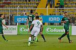 Deportivo Cali venció como visitante 1-0 a La Equidad. Fecha 15 Liga Águila I-2017.