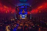 2016 10 19 Gotham Hall UN Foundation Gala - Mezz projection setup