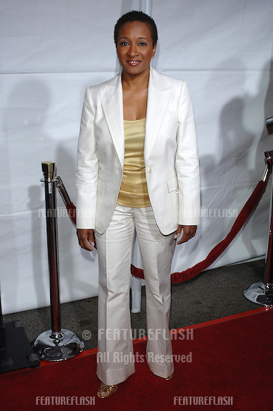 Actress WANDA SYKES at the Los Angeles premiere of her new movie Monster in Law..April 29, 2005 Los Angeles, CA..© 2005 Paul Smith / Featureflash