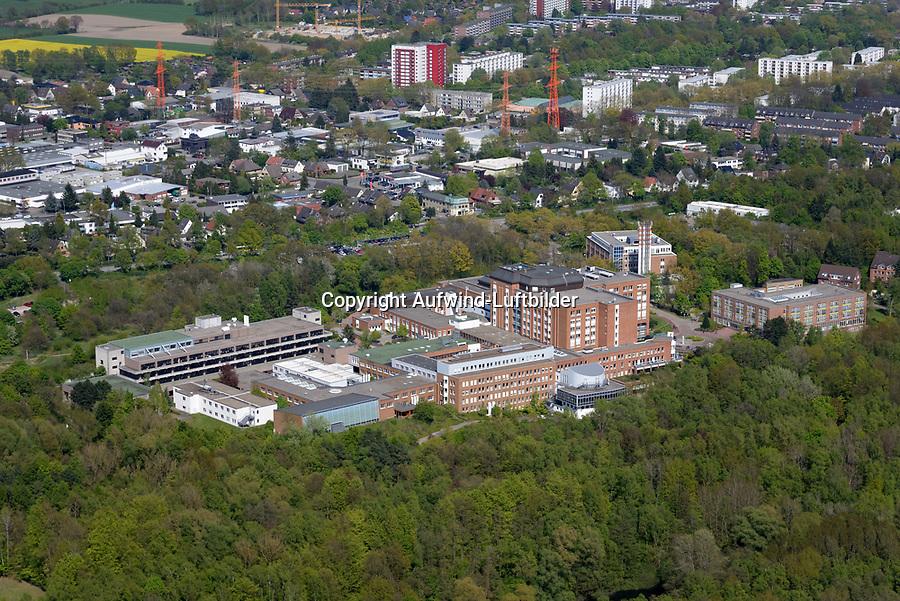 Unfallkrankenhaus Boberg: EUROPA, DEUTSCHLAND, HAMBURG, (GERMANY), 11.05.2017: Unfallkrankenhaus Boberg