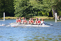Race: 2  Event: Aspirational Club 8+<br /> Crew: 33  Club: Agecroft<br /> <br /> Henley Women's Regatta 2018<br /> Friday<br /> <br /> To purchase this photo, or to see pricing information for Prints and Downloads, click the blue 'Add to Cart' button at the top-right of the page.