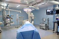 SAO PAULO, SP, 15 DE MARCO 2012 - INAUGURACAO SALA HIBRIDA -  Inauguracao no Instituto Dante Pazzanese de Cardiologia, a primeira sala híbrida do país construída em um centro cirúrgico, na regiao sul da capital paulista, n.(FOTO: THAIS RIBEIRO / BRAZIL PHOTO PRESS).