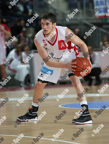 2008-03-22 / Basketbal / Antwerp Giants - Optima Gent./ Ryan Sears (Giants)..Foto: Maarten Straetemans (SMB)
