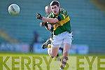 Paul Geaney Kerry v Limerick Institute Technology in the Quarter Final of the McGrath Cup at Austin Stack Park, Tralee on Sunday 16th January.