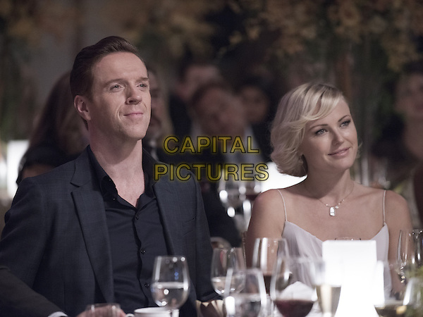 Billions  (2016-)<br /> (Season 1)<br /> Damian Lewis as Bobby &quot;Axe&quot; Axelrod and Malin Akerman as Lara Axelrod <br /> *Filmstill - Editorial Use Only*<br /> CAP/FB<br /> Image supplied by Capital Pictures