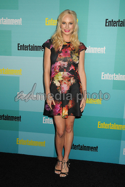 11 July 2015 - San Diego, California - Candice Accola. Entertainment Weekly 2015 Comic-Con Celebration held at Float at the Hard Rock Hotel. Photo Credit: Byron Purvis/AdMedia