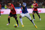 Independiente Medellin empato 0x0 con el club Millonarios en la gran final de la liga postobon torneo finalizacon del futbol de colombia