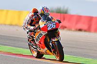 Aragon 24-09-2017 Moto Gp Spain photo Luca Gambuti/Image Sport/Insidefoto <br /> nella foto: Dani Pedrosa