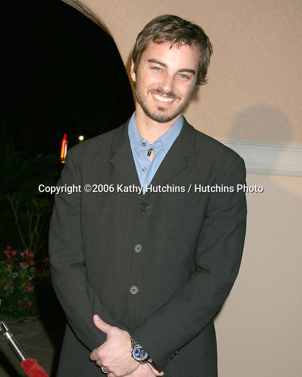 Kerr Smith.NBC TCA Press Tour Party.Pasadena Ritz Carlton Hotel.Padadena, CA.January 22, 2006.©2006 Kathy Hutchins / Hutchins Photo....