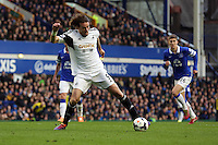 Pictured: Michu of Swansea. Saturday 22 March 2014<br />