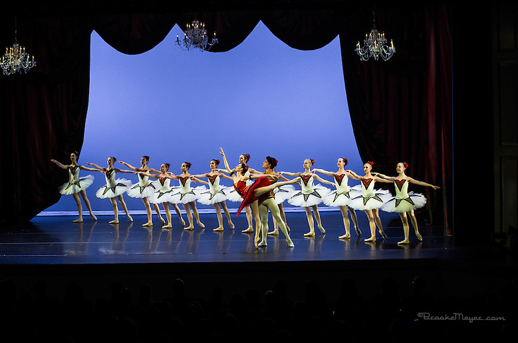 Saturday Evening Performance of the Spring Gala production of Cary Ballet Company. Cary Arts Center, 12 March 2016