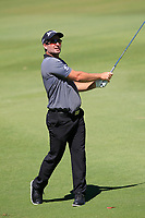 Ryan Fox (NZL) in action on the 11th during Round 3 of the ISPS Handa World Super 6 Perth at Lake Karrinyup Country Club on the Saturday 10th February 2018.<br /> Picture:  Thos Caffrey / www.golffile.ie<br /> <br /> All photo usage must carry mandatory copyright credit (&copy; Golffile | Thos Caffrey)
