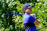 Miguel Tabuena (PHI) during the second round of the Lyoness Open powered by Organic+ played at Diamond Country Club, Atzenbrugg, Austria. 8-11 June 2017.<br /> 09/06/2017.<br /> Picture: Golffile | Phil Inglis<br /> <br /> <br /> All photo usage must carry mandatory copyright credit (&copy; Golffile | Phil Inglis)