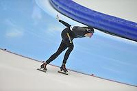 SCHAATSEN: HEERENVEEN: 29-12-2013, IJsstadion Thialf, KNSB Kwalificatie Toernooi (KKT), 1000m, Gerben Jorritsma, ©foto Martin de Jong