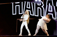 Bilal Hassani (France)<br /> Eurovision Song Contest, Rehearsal of the first semi-final, Tel Aviv, Israel - 13 May 2019<br /> **Not for sales in Russia or FSU**<br /> CAP/PER/EN<br /> ©EN/PER/CapitalPictures