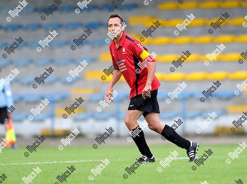 2012-08-09 / Voetbal / seizoen 2012-2013 / 's Gravenwezel / Wim De Hoon..Foto: Mpics.be
