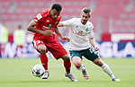 v.l. Karim Onisiwo (Mainz), Fin Bartels<br /><br />Sport: Fussball: 1. Bundesliga:: nphgm001:  Saison 19/20: 33. Spieltag: 1. FSV Mainz 05 vs SV Werder Bremen 20.06.2020<br />Foto: Wagner/Witters/Pool//via gumzmedia/nordphoto<br /><br /><br /> DFL REGULATIONS PROHIBIT ANY USE OF PHOTOGRAPHS AS IMAGE SEQUENCES AND OR QUASI VIDEO<br />EDITORIAL USE ONLY<br />NATIONAL AND INTERNATIONAL NEWS AGENCIES OUT