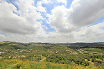 Samaria, a view from Sebastia