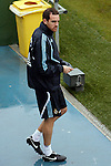 Madrid (25/02/10).-Entrenamiento del Real Madrid..Cristoph Metzelder...© Alex Cid-Fuentes/ ALFAQUI..Madrid (25/02/10).-Training session of Real Madrid c.f..Cristoph Metzelder...© Alex Cid-Fuentes/ ALFAQUI.