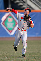 March 9, 2010:  Outfielder Anthony Ruffolo of the Illinois State Redbirds during a game at McKethan Stadium in Gainesville, FL.  Photo By Mike Janes/Four Seam Images