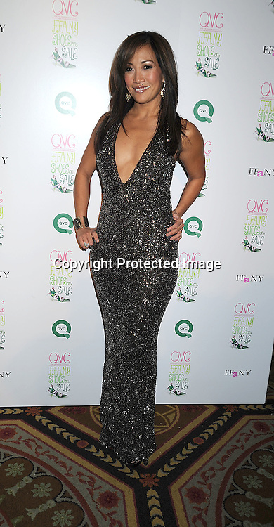 "Carrie Ann Inaba in vintage dress.at The QVC ""FFANY Shoes on Sale""Gala to benefit breast cancer research on October 15, 2008 at The Waldorf Astoria Hotel in New York City. ..Robin Platzer, Twin Images"