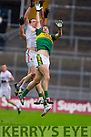 Bryan Sheehan, Kerry in Action Against Colm Cavanagh, Tyrone in the All Ireland Semi Final at Croke Park on Sunday.