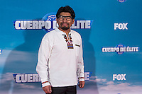 "Bolivian actor Carlos Aduviri during the premiere of ""Cuerpo de Elite"" at Capitol cinema. Madrid. August 25, 2016. (ALTERPHOTOS/Rodrigo Jimenez) /NORTEPHOTO"
