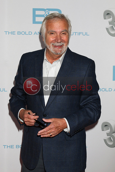 "John McCook<br /> at the ""The Bold and The Beautiful"" 30th Anniversary Party, Clifton's Downtown, Los Angeles, CA 03-18-17<br /> David Edwards/DailyCeleb.com 818-249-4998"