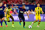 Manchester United winger Antonio Valencia during the International Champions Cup China 2016, match between Manchester United vs Borussia  Dortmund on 22 July 2016 held at the Shanghai Stadium in Shanghai, China. Photo by Marcio Machado / Power Sport Images