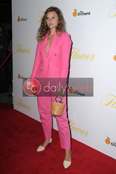 """Aly Michalka<br /> at the """"Flower"""" Premiere, Arclight, Hollywood, CA 03-13-18<br /> David Edwards/DailyCeleb.com 818-249-4998"""
