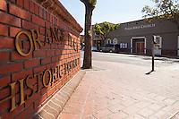 Orange Plaza Historic District