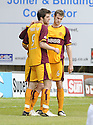 23/05/2009  Copyright  Pic : James Stewart.sct_jspa_15_motherwell_v_kilmarnock.BRIAN MCLEAN CELEBRATES AFTER SCORING FOR MOTHERWELL.James Stewart Photography 19 Carronlea Drive, Falkirk. FK2 8DN      Vat Reg No. 607 6932 25.Telephone      : +44 (0)1324 570291 .Mobile              : +44 (0)7721 416997.E-mail  :  jim@jspa.co.uk.If you require further information then contact Jim Stewart on any of the numbers above.........