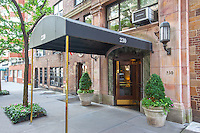 Entrance to 230 East 73rd Street