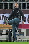 12.02.2018,  Millerntor-Stadion, Hamburg, GER, 2. FBL, 1.FC St.Pauli vs 1. FC Nuernberg im Bild Trainer Michael Koellner(Köllner Nuernberg) Foto © nordphoto / Witke