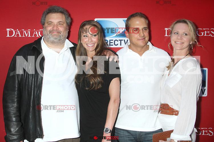 June 28, 2012 Artie Lange and Nick DiPalo at the 'Damages' Season 5 Premiere at The Paris Theatre on June 28, 2012 in New York City. ©RW/MediaPunch Inc.. /*NORTEPHOTO.COM*<br /> **SOLO*VENTA*EN*MEXICO** **CREDITO*OBLIGATORIO** *No*Venta*A*Terceros*<br /> *No*Sale*So*third* ***No*Se*Permite*Hacer Archivo***No*Sale*So*third*©Imagenes*con derechos*de*autor©todos*reservados*.