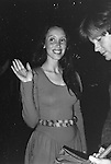 Shelley Duvall  on July 10, 1980 in New York City.