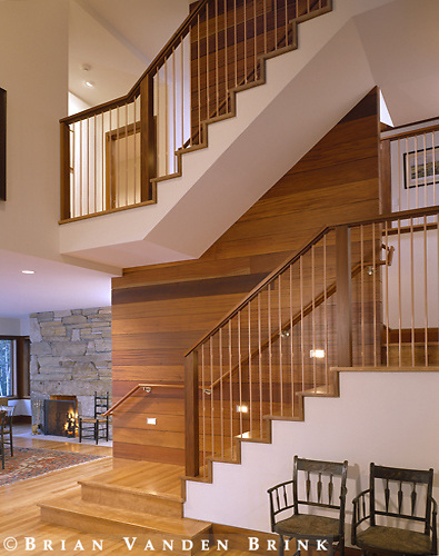 Design: H.P. Rovanelli Architects.Brooksville, Me.Job# 2390.