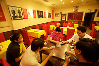Hot Yunan food and memorabilia at Shaoshan's Mao Family Restaurant.