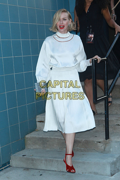 NEW YORK, NY - AUGUST 9:  Naomi Watts at The Glass Castle New York Film Premiere at SVA Theater on August 9, 2017 in New York City. <br /> CAP/MPI99<br /> &copy;MPI99/Capital Pictures