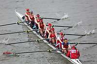 Crew: 144   Wallingford Rowing Club   W.MasD.8+<br /> <br /> Veterans' Head of the River Race 2018<br /> <br /> To purchase this photo, or to see pricing information for Prints and Downloads, click the blue 'Add to Cart' button at the top-right of the page.