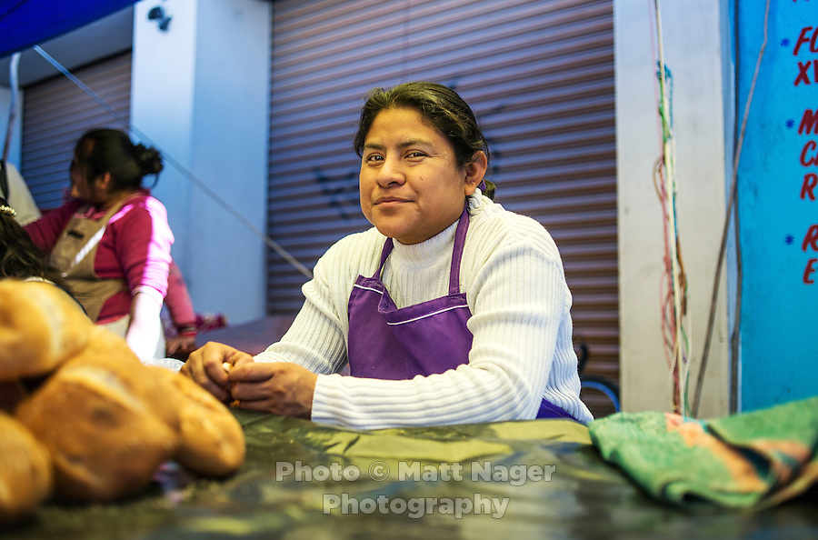 Photos from the 2015 Oaxaca workshop in Teotitlan del Valle, Oaxaca, Mexico, Sunday, February 1, 2015.<br /> <br /> Photo by Matt Nager