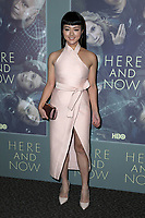 LOS ANGELES, CA - FEBRUARY 05: Kiki Sukezane at the Here And Now Los Angeles Premiere at the  DGA Lot on February 5, 2018 in Los Angeles, California. <br /> CAP/MPI/DE<br /> &copy;DE//MPI/Capital Pictures