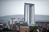 2019 11 13 General views of Swansea, Wales, UK