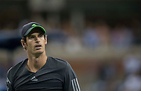 ANDY MURRAY (GBR)<br /> The US Open Tennis Championships 2014 - USTA Billie Jean King National Tennis Centre -  Flushing - New York - USA -   ATP - ITF -WTA  2014  - Grand Slam - USA  <br />  3rd September 2014. <br /> <br /> &copy; AMN IMAGES