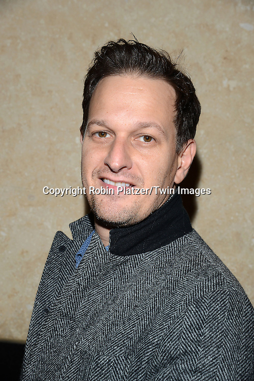 Josh Charles attends the &quot;23 Blast&quot;  Movie Premiere  on October 20, 2014 at The Regal Cinemas E-Walk Theater in New York City. <br /> <br /> photo by Robin Platzer/Twin Images<br />  <br /> phone number 212-935-0770