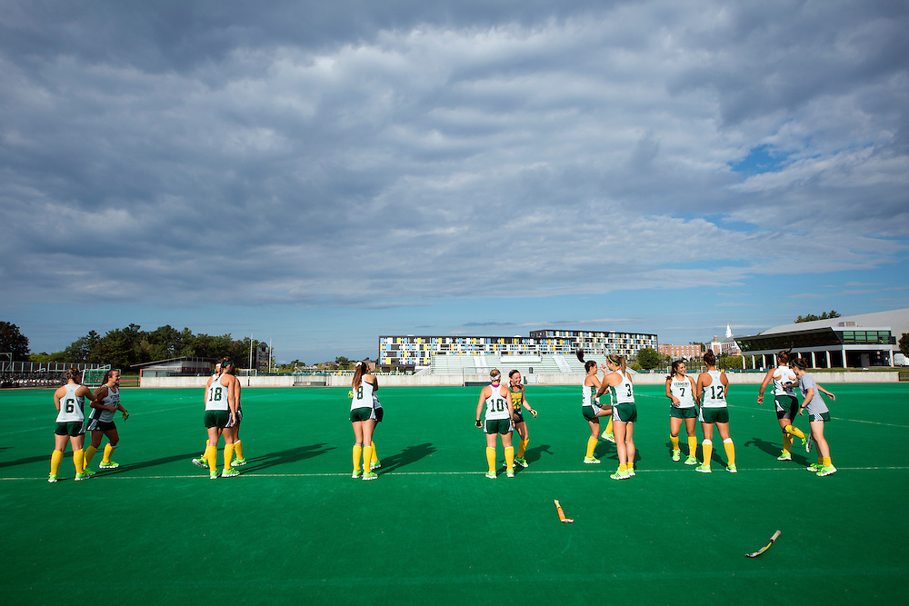 UVM Field Hockey Practice 08/26/15 | Brian Jenkins Photography