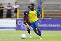 Rhys Murrell-Williamson of St Albans during St Albans City vs Stevenage, Friendly Match Football at Clarence Park on 13th July 2019