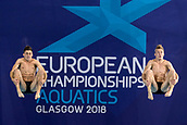 2018 Glasgow European Diving Championships Aug 10th