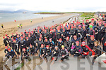 pictured at the Fenit Triathlon on Saturday.